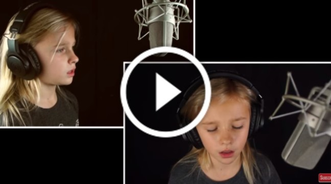 """Фантастичний кавер на пісню Metallica """"Nothing Else Matters"""" від 10-річної дівчинки"""